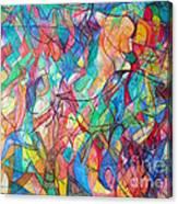 Tikkun Clali 1 Canvas Print