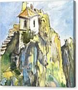 Guadalest 04 Canvas Print