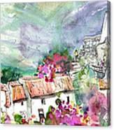 Guadalest 06 Canvas Print