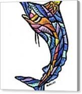 Guam Marlin 2009 Canvas Print