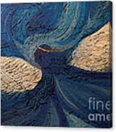 Guardian Angel By Jrr Canvas Print