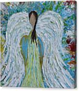Guardian Angel V Canvas Print