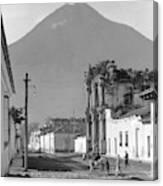 Guatemala, C1920 Canvas Print