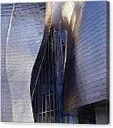 Guggenheim Museum Exterior Canvas Print