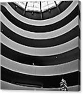 Guggenheim Museum - Nyc Canvas Print