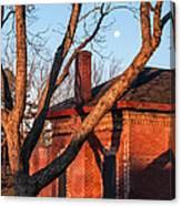 Guignard Brick Works-5 Canvas Print