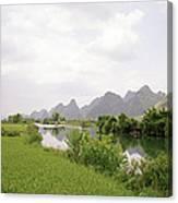 Guilin China Canvas Print