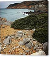 Guincho Cliffs Canvas Print