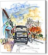 Guinness Delivery In Howth Canvas Print