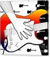 Guitar 1 Canvas Print