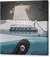 Guitar Art Canvas Print