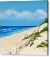 Gulf Coast II Canvas Print