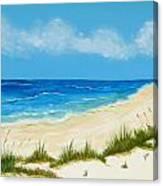 Gulf Coast IIi Canvas Print