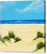 Gulf Coast Iv Canvas Print