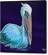 Gulf Coast Survivor Canvas Print
