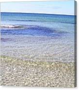 Gulf Of Mexico Beauty Canvas Print