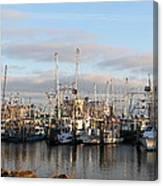 Gulfport Marine Canvas Print