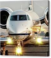 Gulfstream G550 Canvas Print