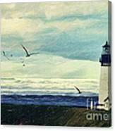 Gulls Way Canvas Print