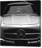Gullwing Mercedes Canvas Print
