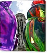 Gummy Bears Still On Tour Canvas Print