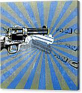 Gun 17 Canvas Print