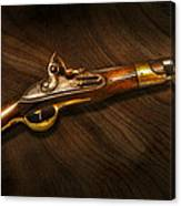 Gun - Pistols At Dawn Canvas Print