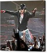 Guns N' Roses Canvas Print