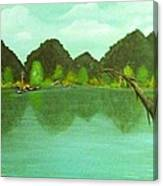 Guntersville Lake Canvas Print