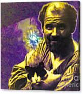 Gustav Klimts World Canvas Print