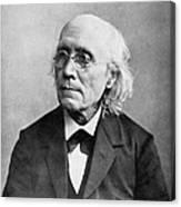 Gustav Theodor Fechner Canvas Print