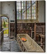 Gwydir Chapel Canvas Print