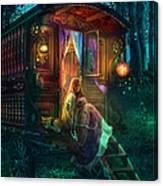 Gypsy Firefly Canvas Print