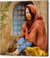 Gypsy... Canvas Print
