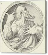 H James The Less, Zacharias Dolendo, Jacob De Gheyn II Canvas Print