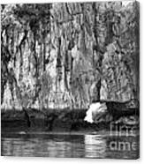 Ha Long Bay Rock I Canvas Print