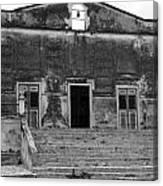 Hacienda Yaxcopoil Yucatan Mexico Canvas Print