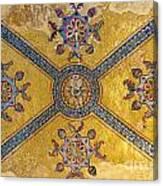 Hagia Sofia Interior 03 Canvas Print