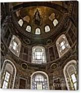 Hagia Sofia Interior 06 Canvas Print