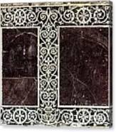 Hagia Sofia Interior 11 Canvas Print