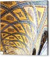 Hagia Sofia Interior 16 Canvas Print