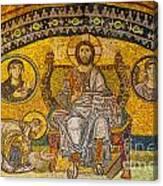 Hagia Sofia Mosaic 04 Canvas Print