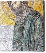 Hagia Sofia Mosaic 12 Canvas Print