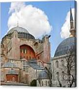 Hagia Sophia 02 Canvas Print