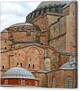 Hagia Sophia 04 Canvas Print