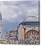 Hagia Sophia 05 Canvas Print