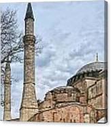Hagia Sophia 07 Canvas Print