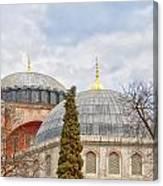 Hagia Sophia 11 Canvas Print