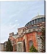 Hagia Sophia 17 Canvas Print