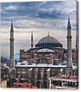 Hagia Sophia 19 Canvas Print